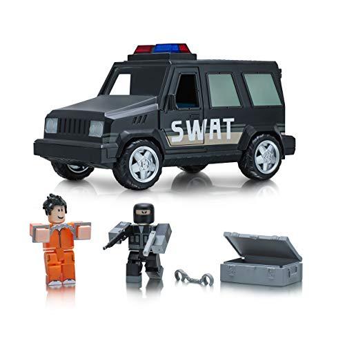 Roblox Jailbreak: Unidad SWAT Deluxe vehículo,