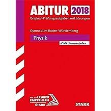 Abiturprüfung Baden-Württemberg - Physik