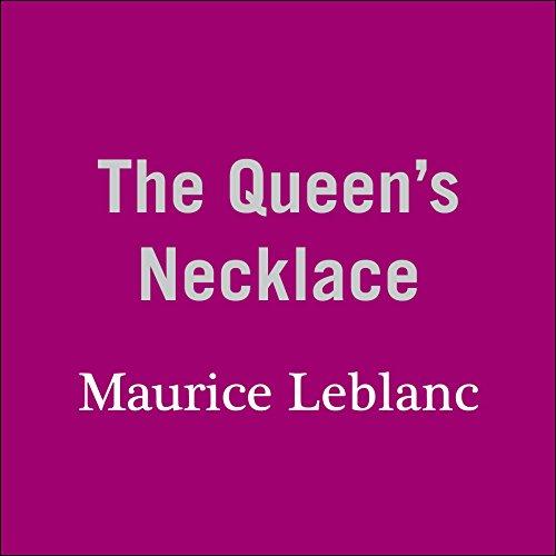 The Queen's Necklace  Audiolibri