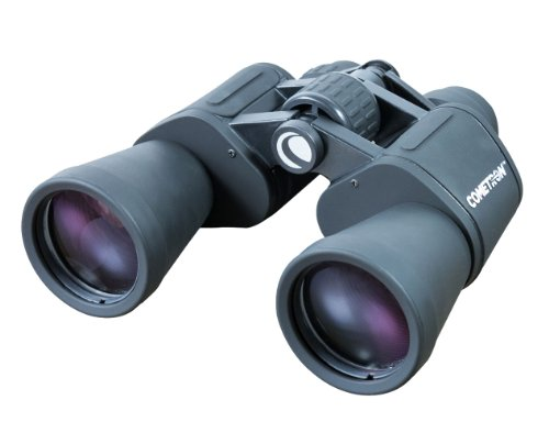 Celestron Cometron 7x50 Fernglas mit 7-facher Vergrößerung und 50mm großer Objektivöffnung für...