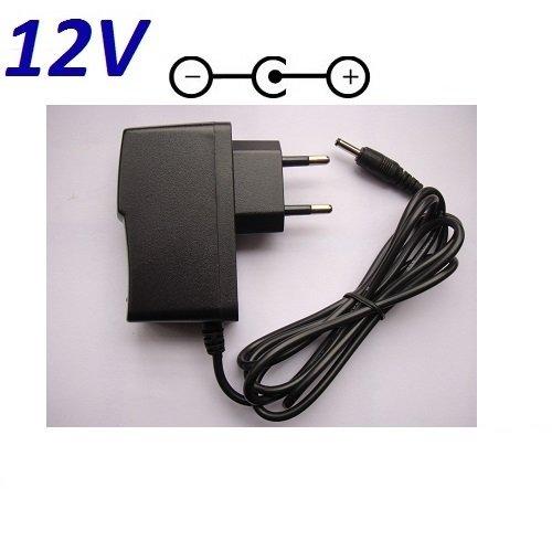 Cargador Corriente 12V Reemplazo Reproductor DVD I-JOY I-PD SLIDE TDT Recambio Replacement