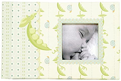 CR Gibson Grandma's Brag/Boast Book/Baby Photo Album -- Newborn Baby