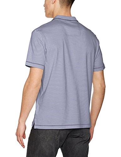 LERROS Herren Poloshirt Lerros Herren Poloshirt Blau (Vintage Blue 474)