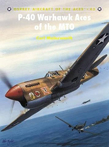 P-40 Warhawk Aces of the MTO (Aircraft of the Aces)