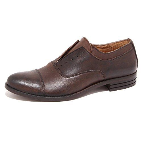 5242P scarpa allacciata IMB I'M BRIAN marrone scarpa uomo shoe men [44]