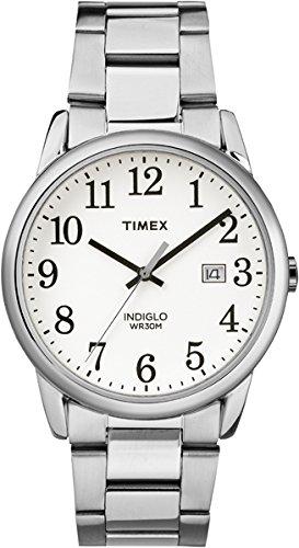 Timex Herren Armbanduhr Analog Edelstahl TW2R23300