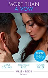 More Than A Vow: Vows of Revenge / After Their Vows / Vows Made in Secret (Mills & Boon By Request)