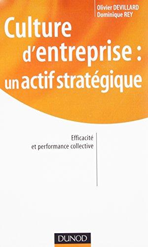 Culture d'entreprise : un actif stra...