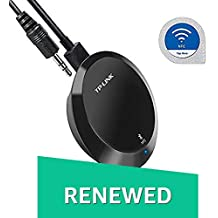 (Renewed) TP-Link HA100 NFC-Enabled Bluetooth Music Receiver
