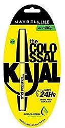 Maybelline Colossal Kajal Black