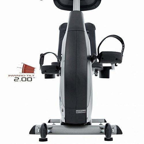 """Spirit Fitness Bike XBR 25 – Heimtrainer, Sitz-Ergometer, 6 Programme, 9kg Schwungrad, 7,5"""" LCD - 5"""