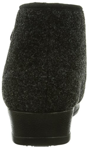 Fly Flot  861453, Chaussons pour femme Gris - Anthracite