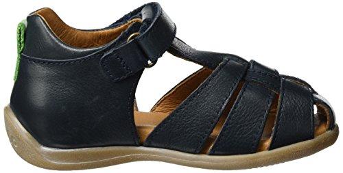 FRODDO Froddo Sandal Blue G2150062, Sandales  Bout ouvert mixte enfant Blau (Blue)