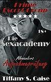 Die Sexacademy - Alexander´s Aufnahmeprüfung (PRIME ESCORT GROUP 1): erotische Kurzgeschichte ; unzensiert ab 18