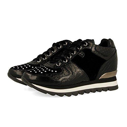 Gioseppo 46085-P, Zapatillas Mujer, Negro, 41 EU
