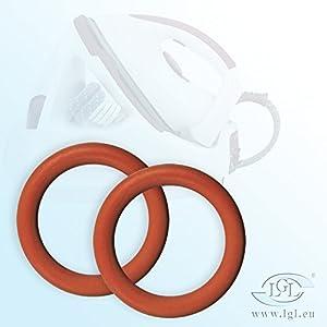 Tankverschlussdichtung 2 Stück Tefal Bügelstation DBS O-Ring