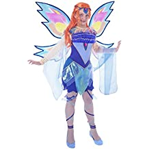 Ciao 11180 - Bloom Bloomix Costume Winx Club, 4-6 Anni