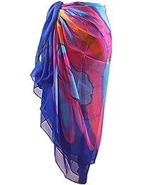 178b072c63e11 Large Sarong Beach Cover Up Wrap Beachwear Skirt Dress for Women by  DiaryLook