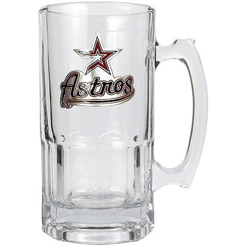 Great American Products Houston Astros MLB 1 Litro Taza Macho - Logo Primario