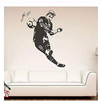 Acquista Scarpe Sportive Da Calcio Adesivi Murali Creativi Bambini Camera Da Letto Soggiorno Personalizzato Impermeabile Può Essere Rimosso Adesivi A