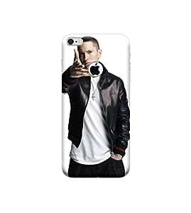 Ebby Premium Designer Back Cover for Apple iPhone 6 with Hole (Designer Case)