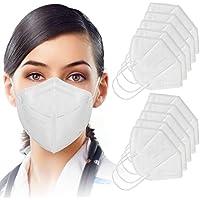 KARAEASY 10 PZ Prodotti Contro Appannamento e Sporco in Meltblown Tessuto Non Tessuto, nasello Regolabile