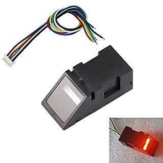 Aihasd Rotlicht Optischer Fingerabdruckleser Sensor modul für Arduino Mega2560 UNO R3 51 AVR STM32 DC3.8-7V