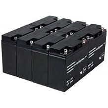 Batería de Calidad – Batería para UPS APC Smart-UPS 5000 Rackmount/Tower - Lead-Acid - PB - 12V