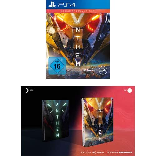 Anthem - Legion of Dawn Edition inkl. Steelbook - [PlayStation 4]
