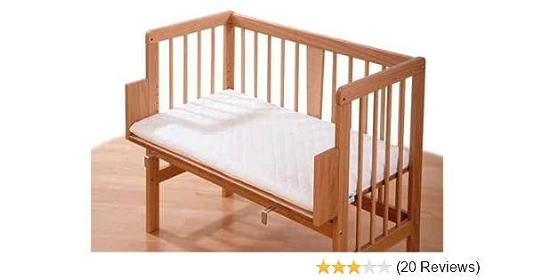 Alvi matratze hygienair 50 x 90 für beistellbett: amazon.de: baby