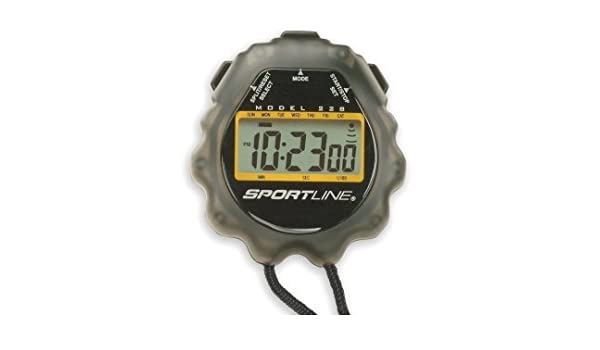 Sportline walk and run Giant sport timer