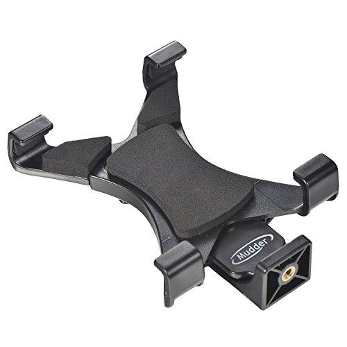Universal Tablette Stativadapter für iPad, Samsung Tab und Andere Tabletten, Phablets oder Smartphones - Verwenden Einbeinstativ, Selfie-Stange