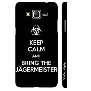 Samsung Galaxy J2 ITS ALL ABOUT JAGER designer mobile hard shell case by Enthopia