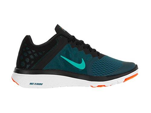 Nike Herren FS Lite Run 3 Laufschuhe Turquesa (Turquesa (midnight turq/clear jade-black-white))
