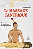 Le massage tantrique : Techniques de relaxation et de stimulation sexuelle