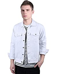 Sourcingmap Allegra K Men Classic Button Front Chest Pocket Long Sleeves Casual Jacket