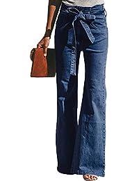 621e2795c6 Amazon.it: Pantaloni larghi vita alta - 42 / Donna: Abbigliamento