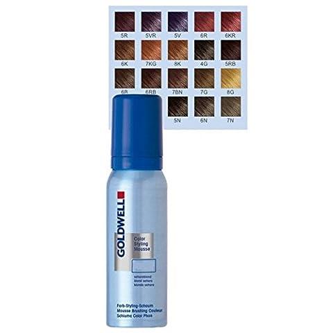 Goldwell Fönschaum Color mittelblond 7/N 75ml