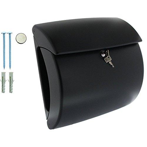 BURG WÄCHTER Kunststoff Briefkasten PEARL 886 Granit - 5