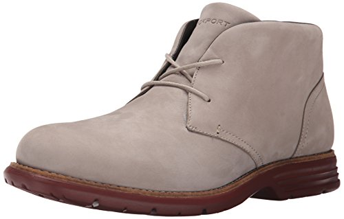 Rockport Men's Total Motion Fusion Chukka Boot Rocksand 13 M (13 Fusion Schuhe)