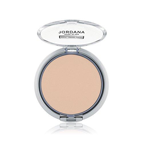 JORDANA Perfect Pressed Powder - Soft Beige