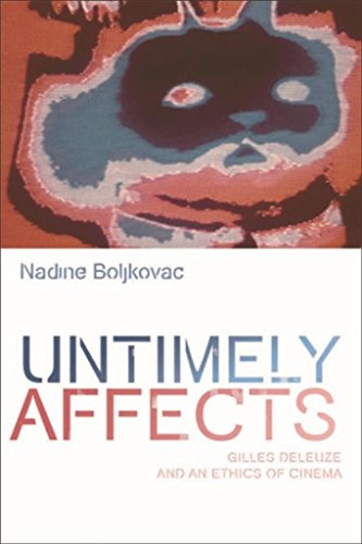 Untimely Affects (Plateaus New Directions in Deleuze Studies EUP)