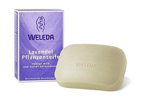 Weleda Lavendel-Seife 100g - 6-Pack