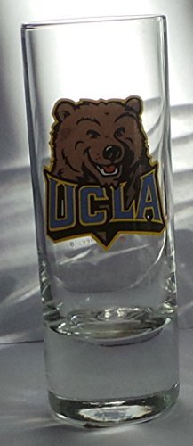 College Football UCLA Bruins Tall Shot Glass by Tall Shot Glasses - College Tall Shot Glass
