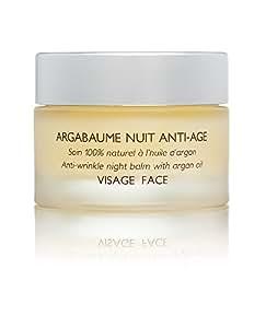 Argabaume Nuit Anti-âge Kaé - Crème Bio à l'Huile d'Argan 30 ml