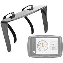 DURAGADGET Accesorio Parasol Para Navegador GPS Garmin Zümo 590 LM / Edge 1000 / HUD+ - Perfecto Para Evitar El Brillo Del Sol En La Pantalla