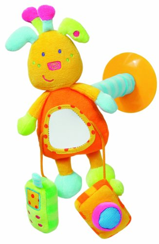 Babysun Mobile Ventouse pour Voiture Robots