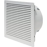 Finder 7F5082304370 - Ventilatore a filtro 370 m3/h, alimentazione 230 VAC, misura 4, 70 W