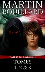 Tales of the Lorekeepers - Tomes 1, 2 and 3 (English Edition)