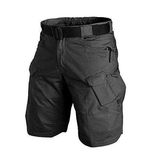 Abracing Herren Urban Cargo Shorts Baumwolle Außen Camo Kurze Hosen - Camo Kurze